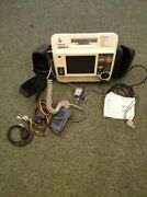 Lifepak 12 - 12 Lead - Paramedic Doctor Ambulance - All Leads And Battery