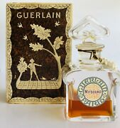 Vintage Rare Mitsouko Guerlain Pure Perfume With Box Pre Owned