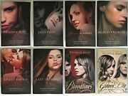 8 Richelle Read Book Lot - Vampire Academy 1-6 Bloodlines 1-2 Hc And Pb