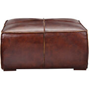 Moeand039s Home Collection Pk-1019-20 Stamford 35 X 35 Inch Brown Coffee Table