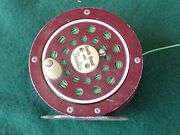 Vintage South Bend Finalist 1122 Fly Fishing Reel By Gladding Japan