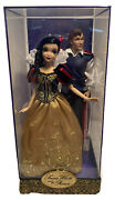 Limited Edition Disney Fairytale Designer Collection Snow White And Dolls