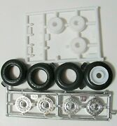 Clearance Sale Lowered Prices Lot 69 Set Of Used Rims And Tires1/25 1/24