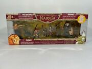 Narnia - Battle Fof Beruna Action Figures   Hasbro Lion Witch Brand New Sealed