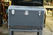 1930s Eagle Antique Automobile Travel Trunk With Suit Cases Cadillacpackard.