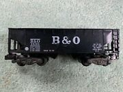 American Flyer 24203 Bando Baltimore And Ohio Hopper Knuckle All Steps 1958 Only