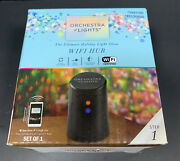 Gemmy Orchestra Of Lights Ultimate Holiday Light Show Wifi Hub 1041156 New Box