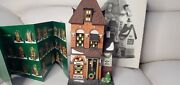 Department 56 Christmas In The City Series Potter's Tea House Retired Rare