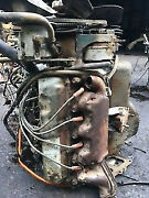 Ford 460 V-8 Complete Engine Good Condition With Holley 4 Barrel