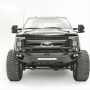 Fab Fours Fs17-v4252-1 Front Bumpers Vengeance Series Pre-runner Steel New