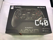 Astro Gaming C40 Tr Wireless Controller For Playstation 4 + Windows Pc With Usb
