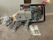1983 Vintag Star Wars Palitoy At-at Imperial Walker Complete With Box