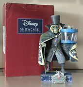 Disney Traditions Jim Shore Hatbox Ghost Haunted Mansion Statue Figure