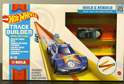 Hot Wheels Track Builder Unlimited Fold Up Track Pack Connecting Set Brandnew