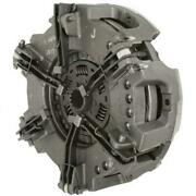 A-3540478m91 Pressure Plate 12, 6 Lever, Cast Iron, Indep Pto, Wide Fingers