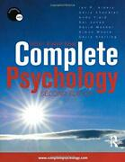 Complete Psychology By Graham Davey Christopher Sterling Andy Field New Book