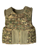 British Army Issue Osprey Body Armour Cover Vest Molle Mtp Airsoft All Sizes