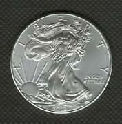 2012 American Eagle Silver Dollar-- Very Nice Uncirculated Coin