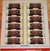 Walthers 932-4452 Ore Cars 12-pack Great Northern Gn