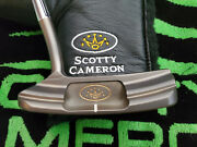 Rare 2006 Scotty Cameron Handcrafted Partners Conference Circa Putter 35 ⛳⛳⛳new