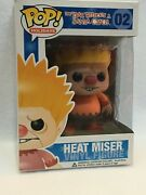 Funko Pop The Year Without Santa Claus - Heat Miser 02