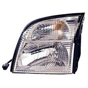 Fo2502188 New Head Lamp Assembly Driver Side For 2002-2005 Mercury Mountaineer V