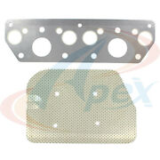 Intake And Exhaust Manifolds Combination Gasket Apex Automobile Parts Ams1022
