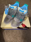 Jordan 4 Union Taupe Haze In Hand Ready To Ship Size 9