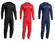 Thor Mx Sector Minimal Jersey And Pant Combo Set Atv Motocross Offroad Riding Gear