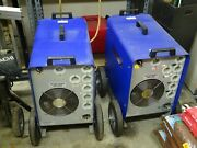 One Complete Bed Bug Heater Package - Mosebach - 62,805 Btu/hour Each Heater