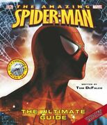 The Amazing Spider-man The Ultimate Guide - Tom Defalco - Hardback - Very Good