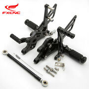 For Kawasaki Zx10r 2004-2005 Cnc Rearset Footrest Footpegs Foot Pegs Pedals Gp
