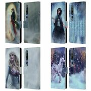 Toland-scott Christmas Art Leather Book Wallet Case For Xiaomi Phones