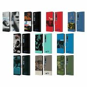 Official Blue Note Records Albums Leather Book Wallet Case For Xiaomi Phones