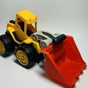 Little Tikes Front End Loader Bulldozer Construction Toy 605529 Usa Large Shf
