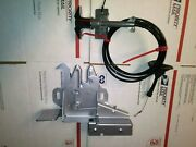 Ford Pickup Factory Under Dash Locking Hood Cable Conversion With 1 Key