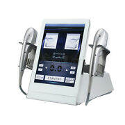 7d Hifu Focused Ultrasound Skin Lifting Body And Face Slimming Machine 2 Handles