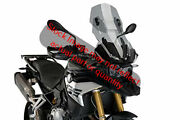Puig 3179h Touring Screen Adjustable Bmw F850gs 18-19/adventure 19and039 C/smoke