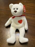 Valentino Beanie Baby With Brown Nose Errors Style 4058 Tag