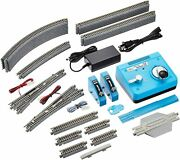 Kato 20-853 N Gauge M2 Endless Basic Set With Siding Master 2 From Japan New F/s