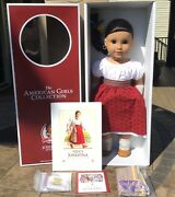 American Girl Doll Josefina Montoyaand039s 35th Anniversary With Accessories New