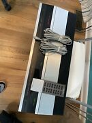 Bang And Olufsen Bando Beomaster 3000 Receiver With Remote Cables And Antenna