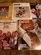 Nfl Program Lot Of 5 1971 San Diego Chargers Vintage Ultra Classic Throwback Buy