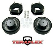 Teraflex Xk 2 Budget Boost Coil Spacer Lift Kit For 06-10 Jeep Commander Suv