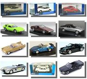 1/43 Avenue 43 Autocult Models, 1/43 Scale, Resin Models, High End, Perfect Gi