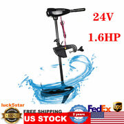 Outboard Brush Motor Fishing Inflatable Boat Engine Propeller 1900r/min 85lbs