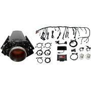 Fitech 70033 Ls 1000hp Efi Long Cathedral Intake Trans Control