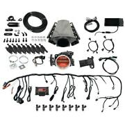 Fitech 78112 Ls Kit W/ 70012 Plus Inline Fuel Pump And Coil Pack
