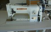 Consew 206rb5 Industrial Sewing Machine Walking Foot With 3/4 Hp Servo Motor