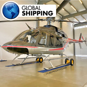 New Ground Handling Wheels For Helicopters Bell 407 - Helimob 407